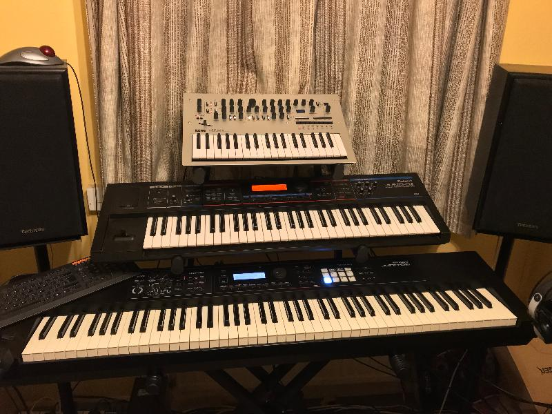 "Quik Lok QL-723 Pro Series Heavy Duty Keyboard /""X/"" Stand"