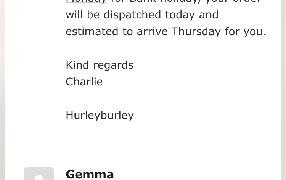 442303b9288497 Hurley Burley Reviews   http://www.hurleyburley.com/ reviews   Feefo
