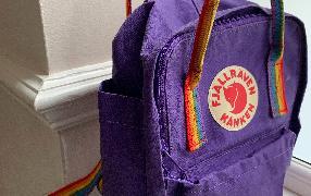 c5335e36c6 Fjallraven Kanken Rainbow Mini Backpack Reviews | Nordic Outdoor ...