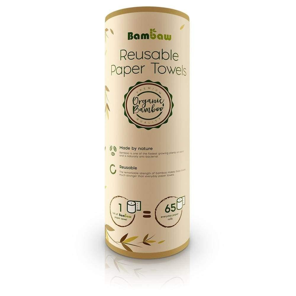 Reusable Washable Bamboo Kitchen Towels/Multi-Purpose Wipes ...