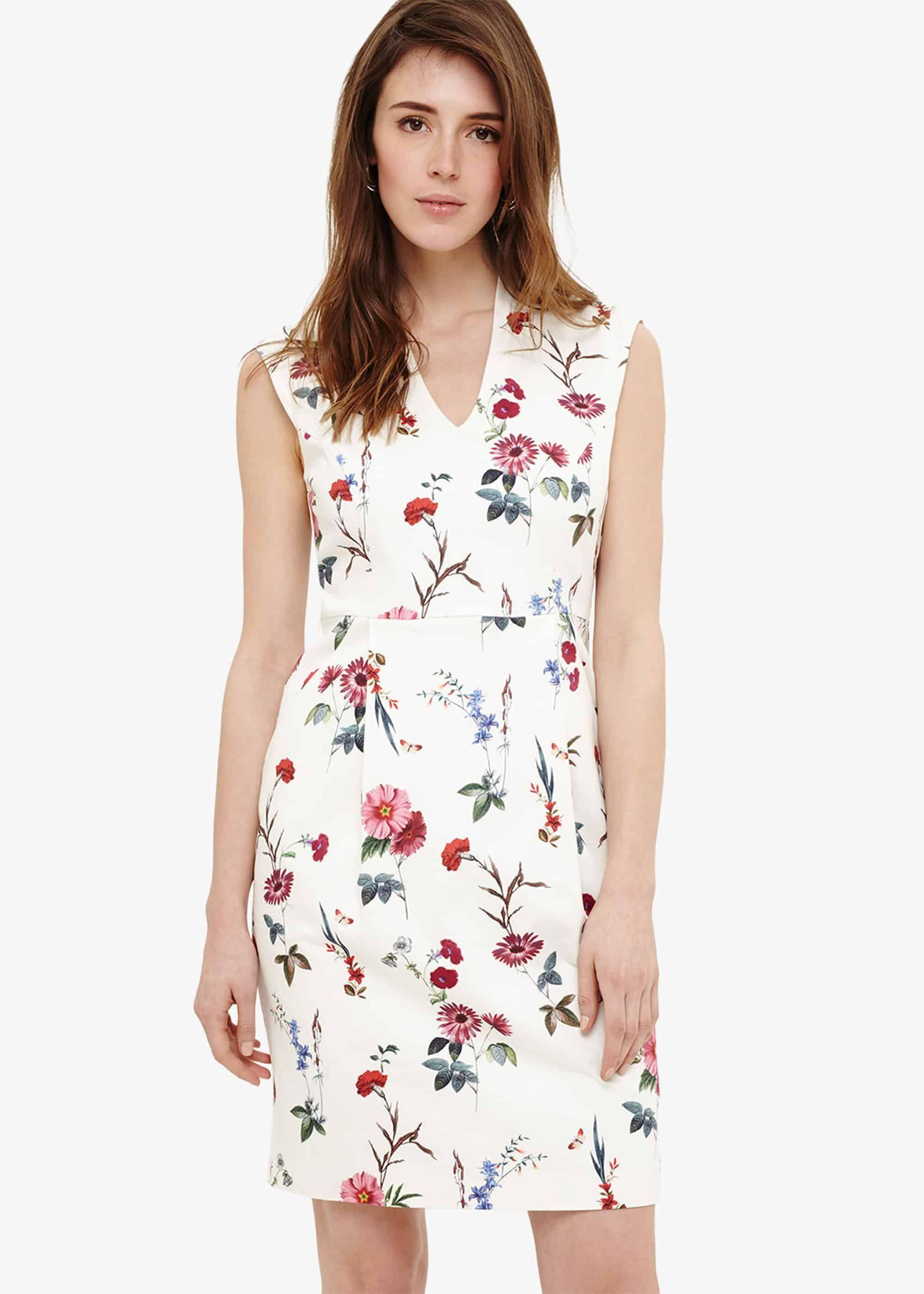Saffie Floral Print Dress Reviews Phase Eight Online Reviews Feefo