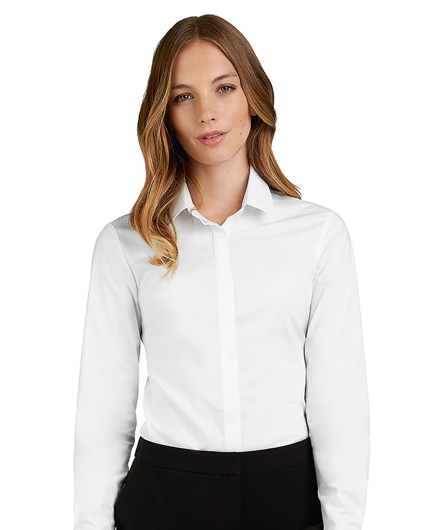 Fitted White Stretch Shirt Reviews Tm Lewin Reviews Feefo
