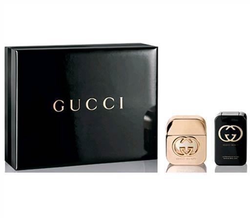 feb76b3e9 Gucci Guilty Eau De Toilette 50ml Gift Set Reviews | The Fragrance ...