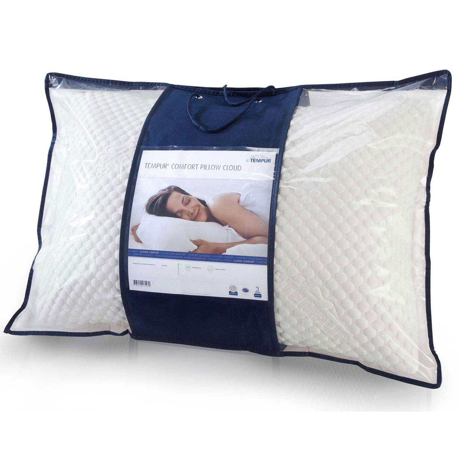 TEMPUR Comfort Cloud Pillow Reviews