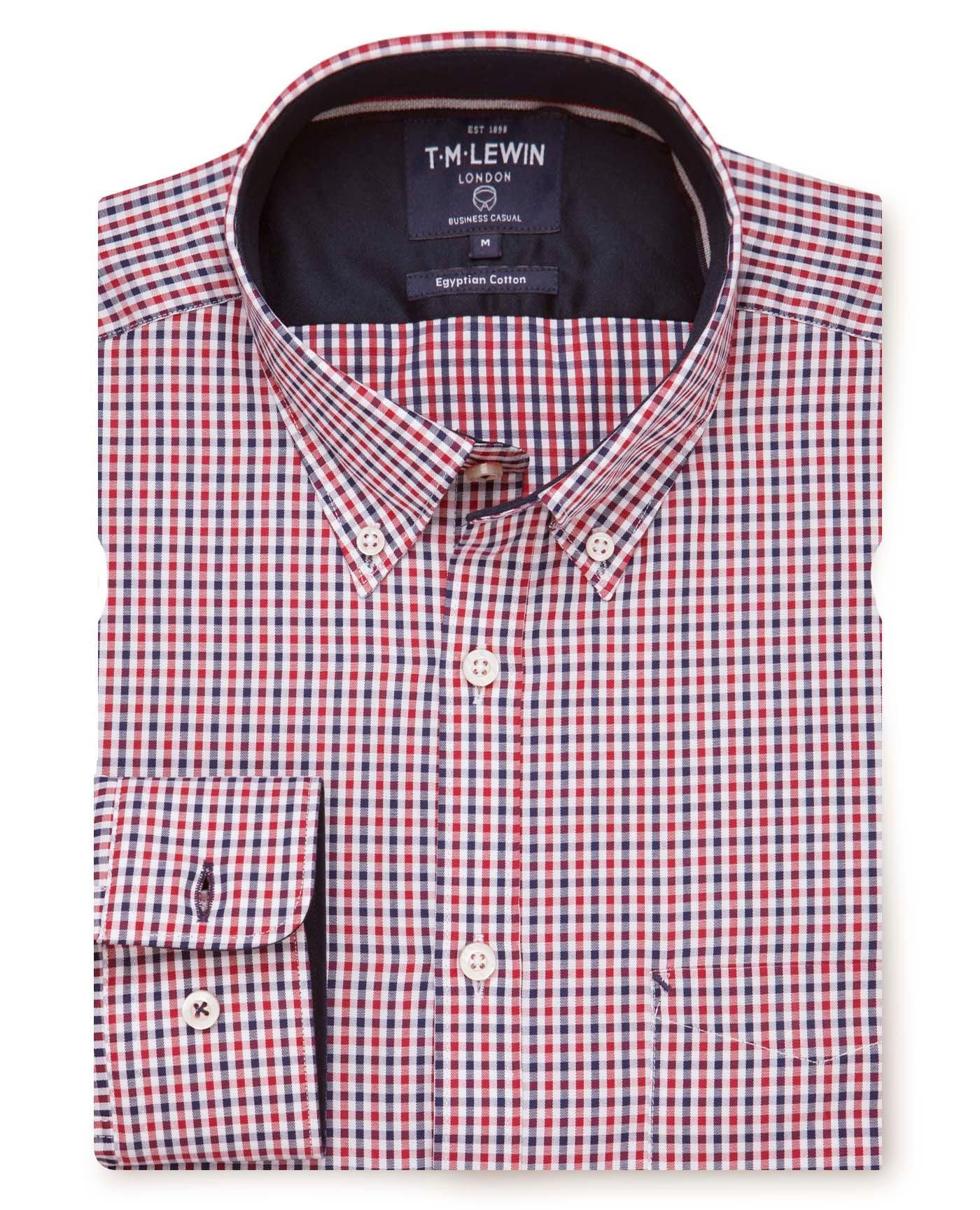 Tm Lewin Slim Fit Shirt Review