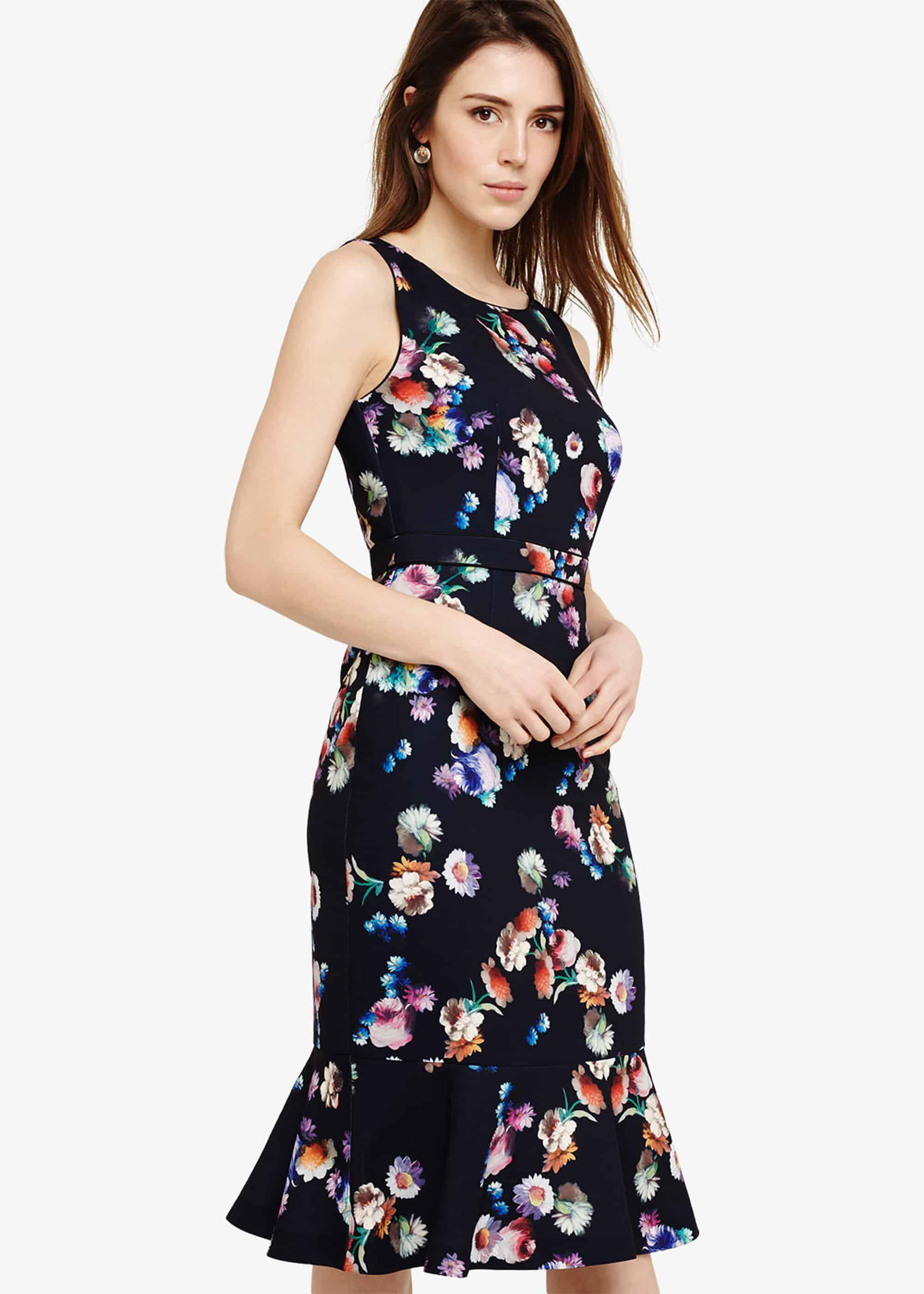 Rosemont Floral Print Dress Reviews Phase Eight Online Reviews Feefo