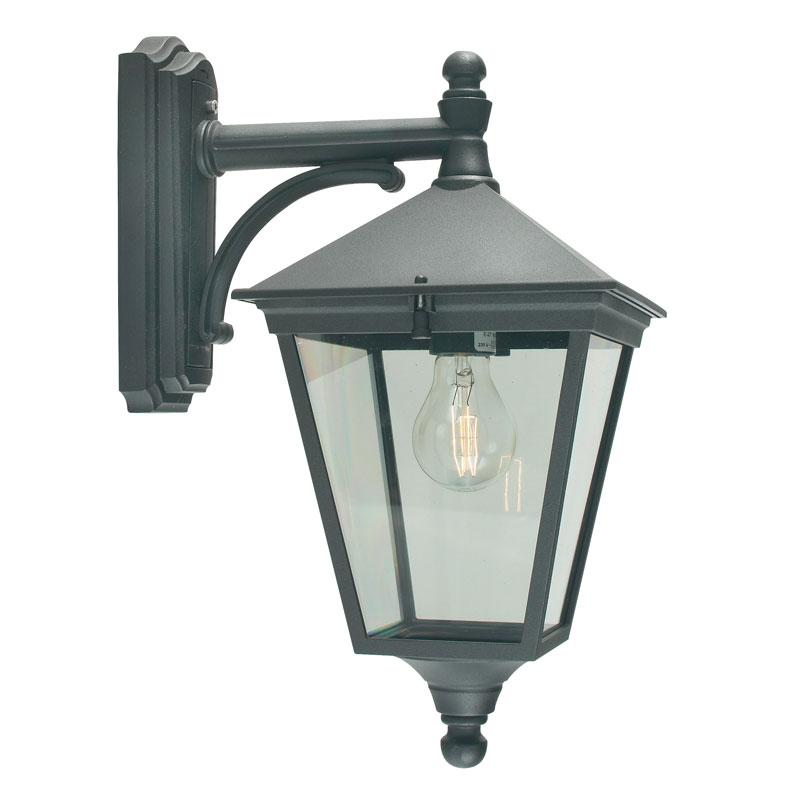 Norlys Turin Outdoor Hanging Lantern Wall Light Black Reviews